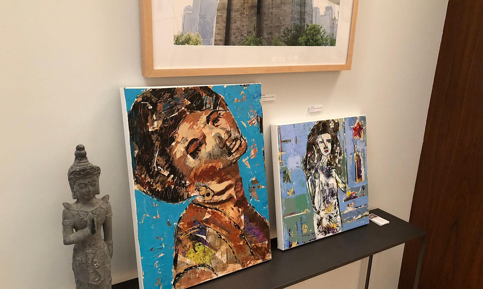 Barbara Shelly's Paintings