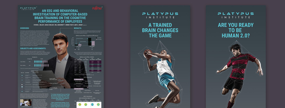 PlatypusNeuro | Tradeshow Poster & Banners