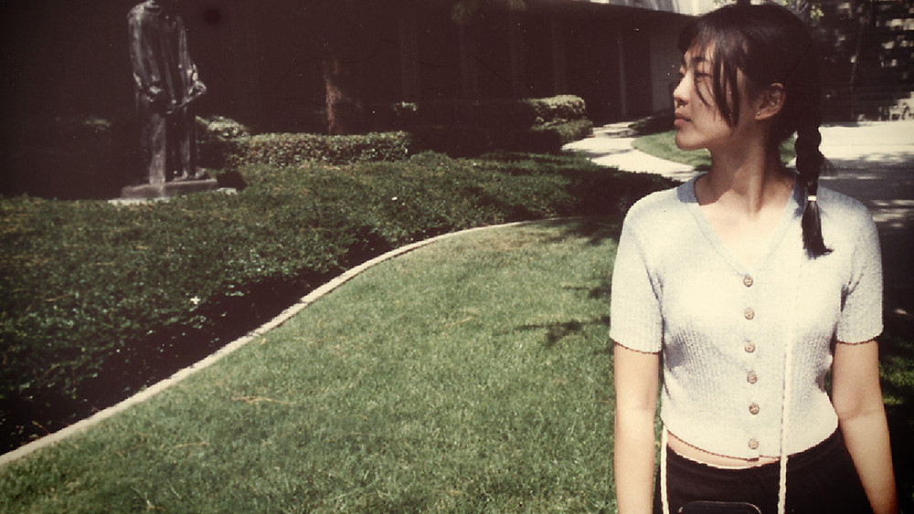 Mel Lim, 1997 in Pasadena, California.