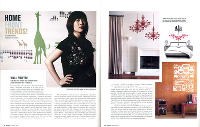 Winters 2008 | Interiors Magazine
