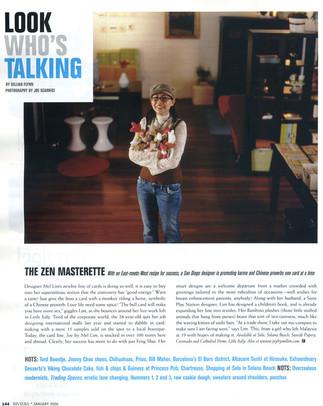 01.2006   Riviera Magazine