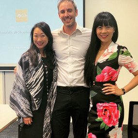 Singapore | International Women's Day Keynote hosted by IWIRC at Walkers