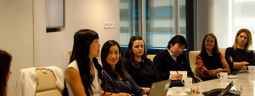 International Women's Day with Mel Lim