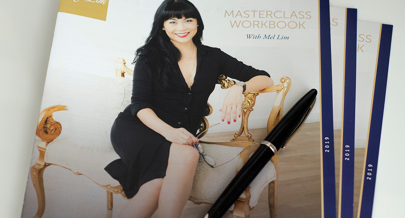 Masterclass with Mel Lim: Understanding Your Personal Power & Potential