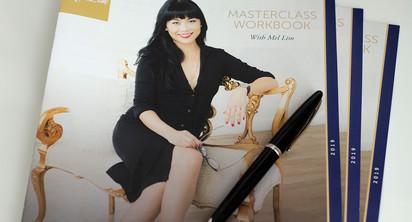 Masterclass with Mel Lim | Power Series Workbook