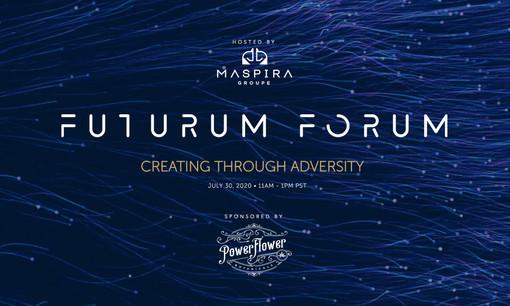 Futurum Forum   Creating Through Adversity