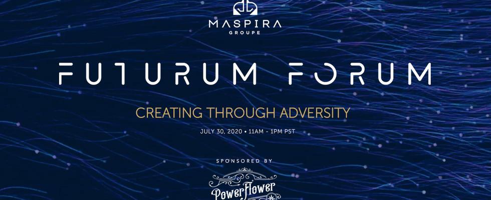 Futurum Forum | Creating Through Adversity