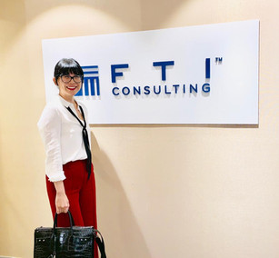 Singapore | Masterclass with Mel Lim at FTI Consulting