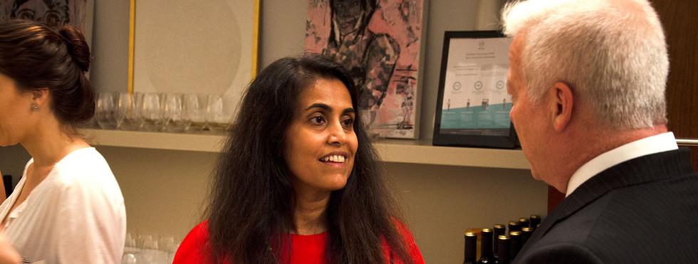 Ginger Dhaliwal, Co-Founder of Upflex