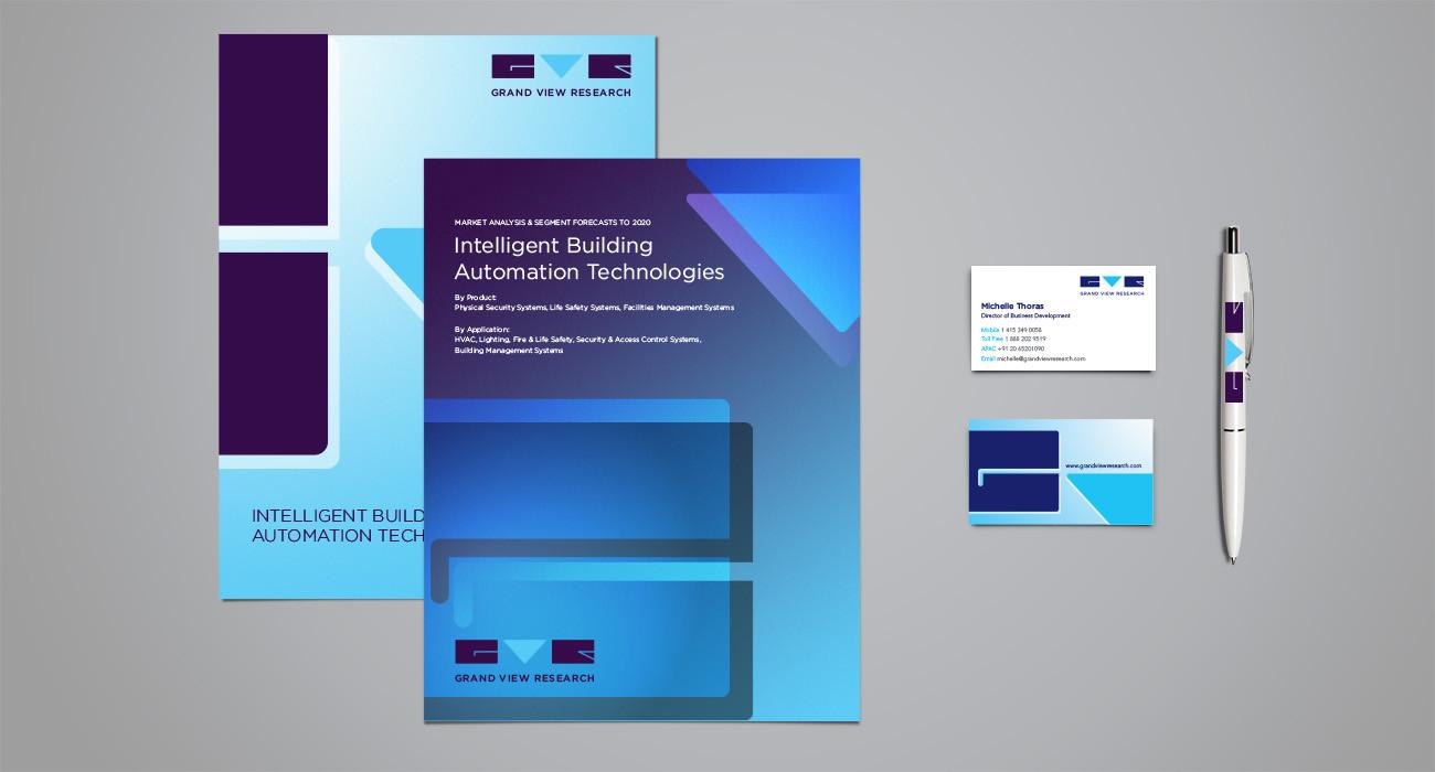 Grand View Research Report Design