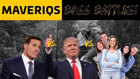 10.31.18   Maveriqs Boss Battles Episode #3