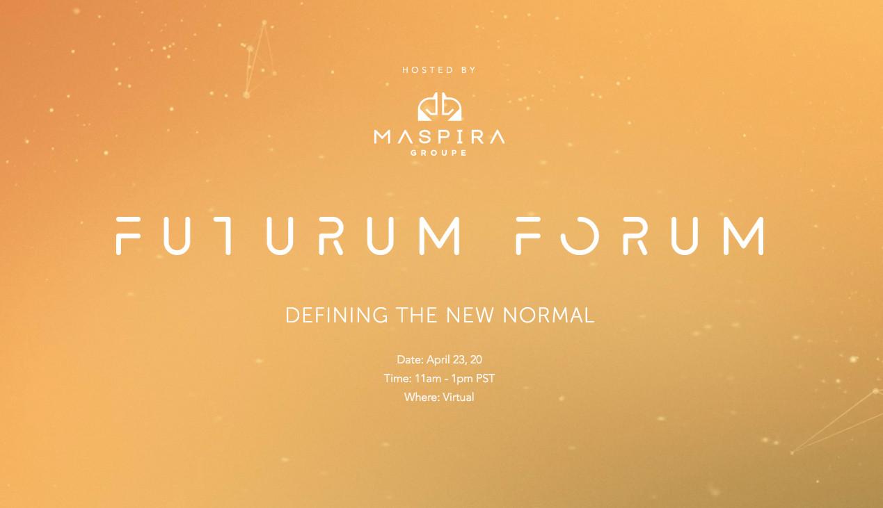 Futurum Forum | Defining The New Normal
