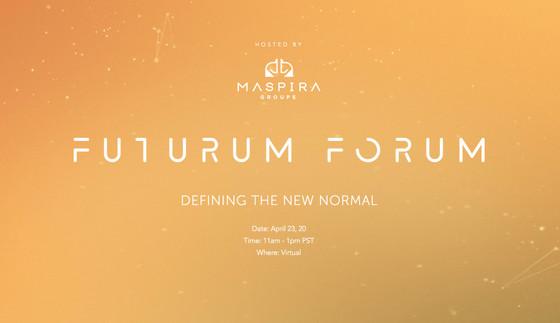 Futurum Forum - Defining The New Normal