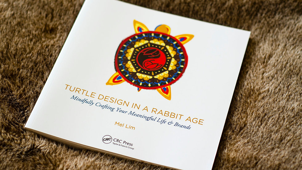 Turtle Design In A Rabbit Age