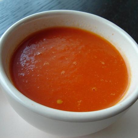 Recept: Verse tomatensoep