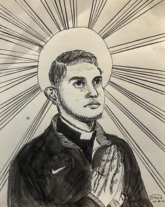 Patron Saint of Nike