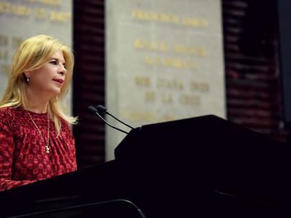 Pide Marcela Torres a ciudadanos ir a votar en 2021