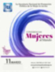 Conferencia Mujeres Marcela Torres