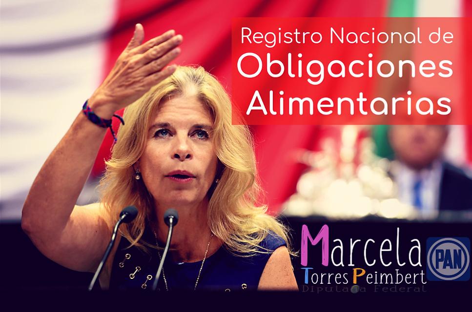 Pensión Alimenticia / Marcela Torres