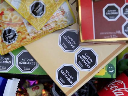 Etiquetado Frontal a alimentos y bebidas