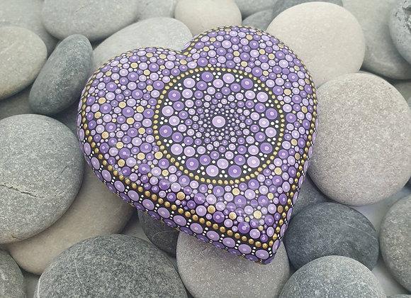 Violette Pierre Mandala