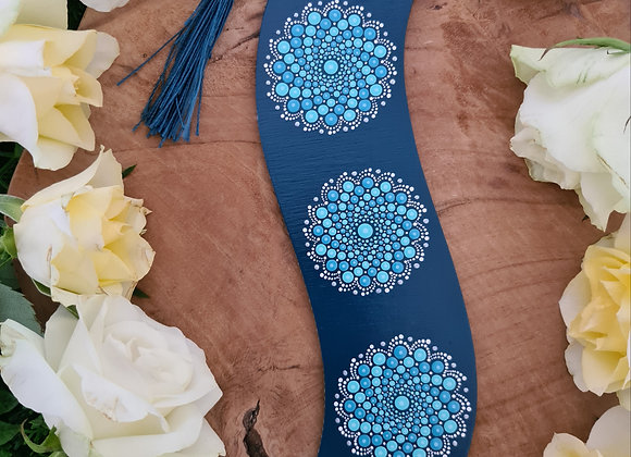Turquoise marque-page