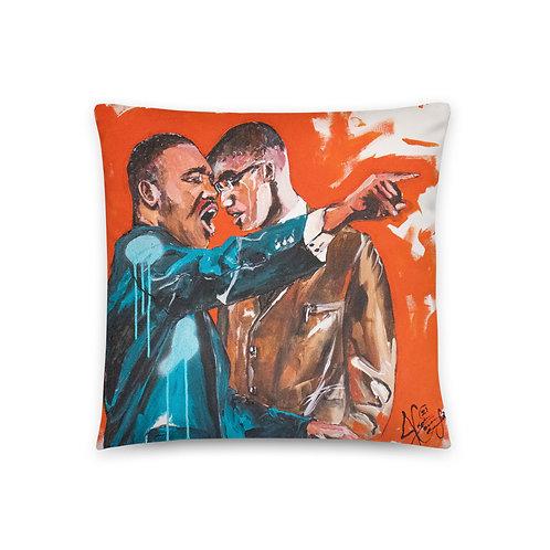 """""""Unity."""" Throw pillow"""