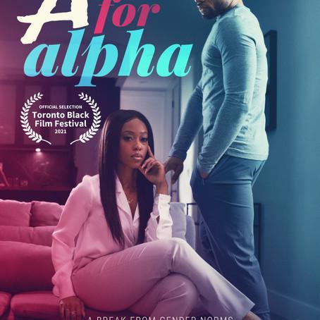 "ARTBYJCON x ""A"" For Alpha Film"