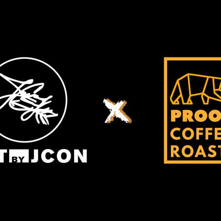 ARTBYJCON X PROOF COFFEE ROASTERS (HARLEM)