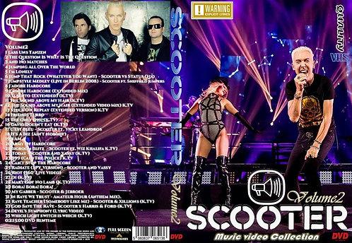 Scooter Music Video DVD Volume2