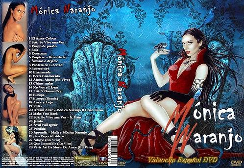 Monica Naranjo Musica Video DVD