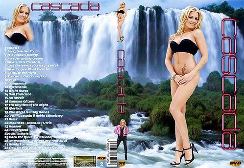 Cascada Music Video Collection DVD