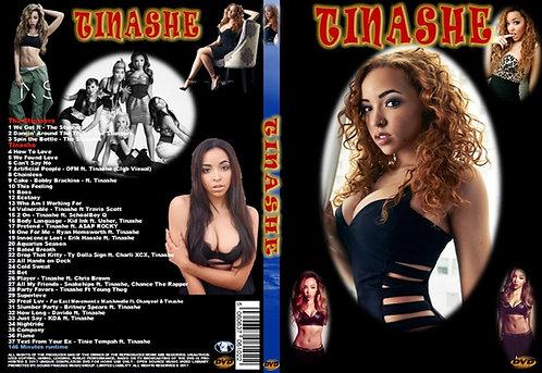 Tinashe Music Video DVD