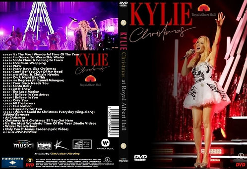 Kylie Minogue - A Kylie Christmas DVD