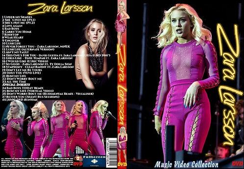 Zara Larsson Music Video DVD