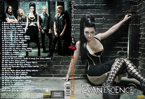 Evanescence Music Video DVD