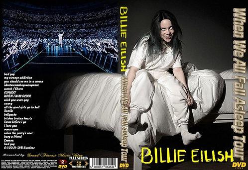 Billie Eilish - When We All Fall Asleep Tour DVD