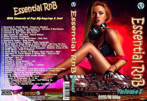 Essential RnB Music Video DVD Volume3 Various Artists