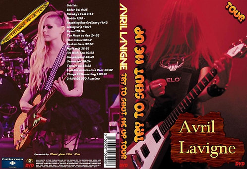 Avril Lavigne Try to Shut Me Up Tour 2003