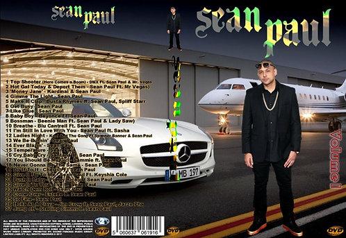 Sean Paul Music Video DVD Volume1