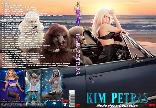 Kim Petras Music Video Collection DVD