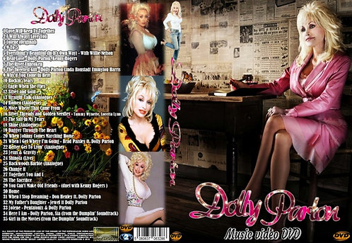 Dolly Parton Music Video DVD