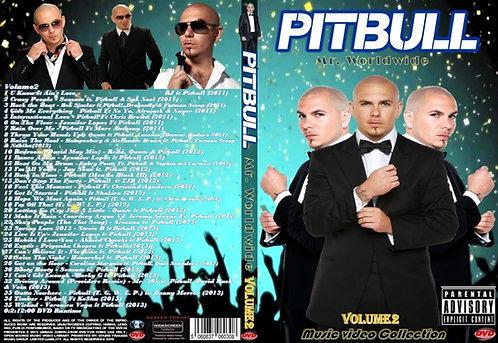 Pitbull Music Video DVD Volume2
