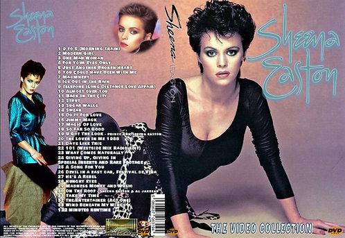 Sheena Easton Music Video DVD