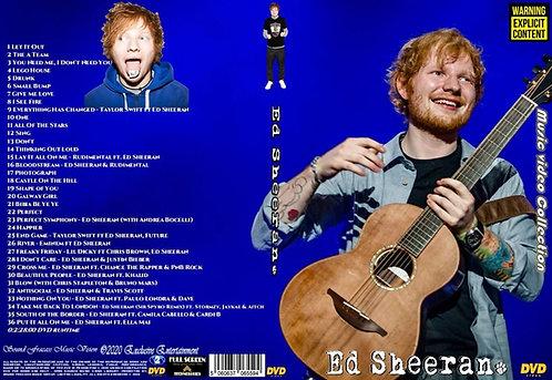 Ed Sheeran Music Video Collection DVD