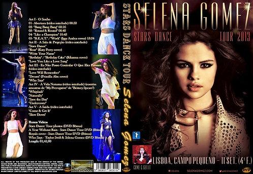 Selena Gomez - Stars Dance Concert DVD