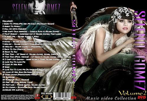 Selena Gomez Music Video Collection DVD Volume2