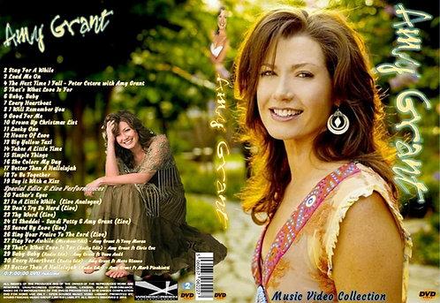 Amy Grant Music Video DVD