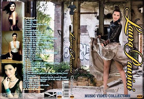 Laura Pausini Music Video DVD Volume1