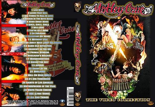 Motley Crew Music Video DVD
